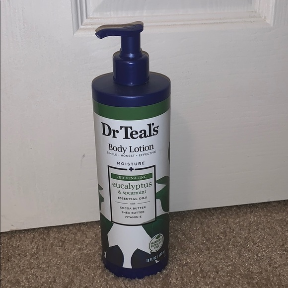Dr Teal's Body Lotion